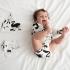 La Millou 新生兒彌月禮包屁衣2件組_3-6m-法鬥小甜心+芭蕾舞天鵝 3