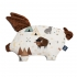 La Millou 豆豆小豬枕-野牛歷險記(可可巧克力) 1