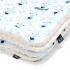La Millou 暖膚豆豆毯-可北極熊貝兒(雲朵白) 1