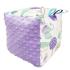 La Millou 五感標籤豆豆球-動物探險隊(紫底)-粉紫馬卡龍 1