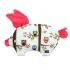 【彌月禮盒】La Millou 豆豆小豬枕+豆豆安撫兔23CM(多款可選) 1