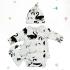 La Millou 新生兒彌月禮包屁衣帽巾全套組_3-6m-芭蕾舞天鵝 1