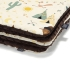 La Millou 暖膚豆豆毯-野牛歷險記(可可巧克力) 1