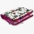 La Millou 暖膚豆豆毯-樹屋貓頭鷹(沁甜莓果紅) 2