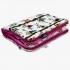 La Millou 暖膚豆豆毯(加大款)-樹屋貓頭鷹(沁甜莓果紅) 2
