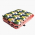 La Millou 澎湃套組(小豬枕+暖膚豆豆毯-加大款+巧柔豆豆毯-標準款)-贈送禮提袋 2