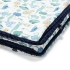La Millou 暖膚豆豆毯-動物探險隊(藍底)-勇氣海軍藍 1