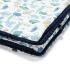 La Millou 暖膚豆豆毯(加大款)-動物探險隊(藍底)-勇氣海軍藍 1