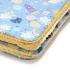 La Millou 暖膚豆豆毯-星空胖柯基(藍底)-清恬芒果黃 1