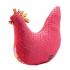 La Millou 豆豆哺乳枕-黛安奶奶的雞(粉紅棉花糖) 1