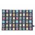 La Millou拉米洛北歐風_標準枕頭套(50 x 70 cm)-印地安拉米洛 2