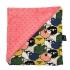 【DollBao緞帶彌月禮盒】La Millou 天使枕+單面巧柔豆豆毯-附質感雪白卡片 2