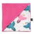 La Millou 單面巧柔豆豆毯(加大款)-糖果鸚鵡(桃氣小甜心) 1