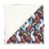 La Millou 單面巧柔豆豆毯(加大款)-華麗鸚鵡(雲朵白) 1