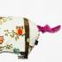 La Millou 豆豆小豬枕-Anna Mucha設計師限量款-樹屋貓頭鷹(沁甜莓果紅) 3