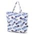 La Millou Feeria 多功能時尚媽媽購物袋-藍色夏威夷 1