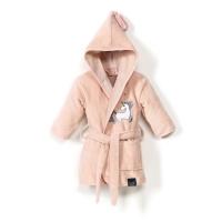 La Millou Jersey 時尚篷篷浴袍_標準6M-2.5Y- 公主獨角獸(夢幻珊瑚粉)