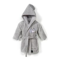 La Millou Jersey 時尚篷篷浴袍_標準6M-2.5Y- 騎士獨角獸(銀河星空灰)