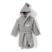 La Millou Jersey時尚篷篷浴袍_加大2.5-5Y- 騎士獨角獸(銀河星空灰)