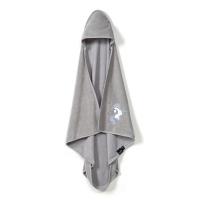 La Millou Jersey時尚浴巾_標準0-2Y- 騎士獨角獸(銀河星空灰)