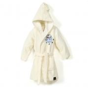 La Millou Jersey時尚篷篷浴袍_加大2.5-5Y- 大力水手(雲朵白)